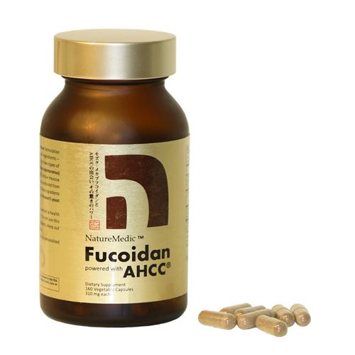 Fucoidan kết hợp AHCC