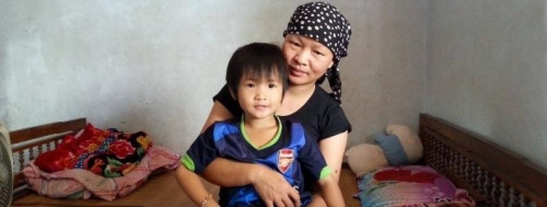 Mẹ mắc ung thư vú nhưng vẫn muốn sinh con