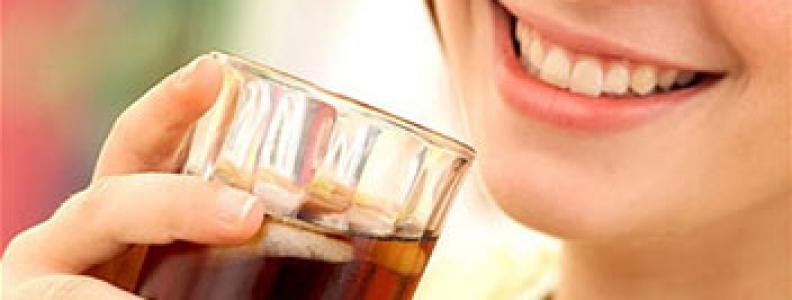 Uống nước ngọt gây ung thư ở phụ nữ
