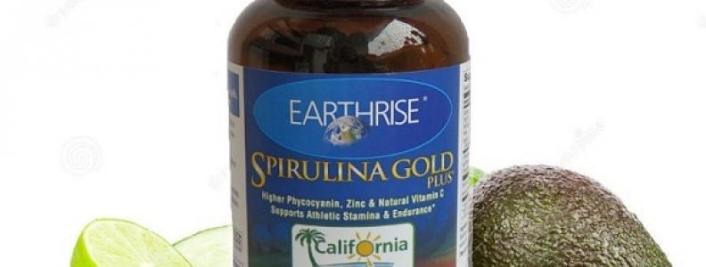 Vì sao nên dùng tảo mặt trời Spirulina hỗ trợ tăng cân?