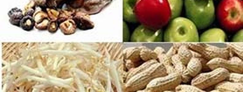 Một số loại thức ăn hạn chế bệnh mỡ máu